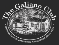 The Galiano Club Logo